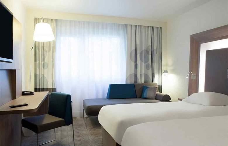 Novotel Basel City - Room - 2