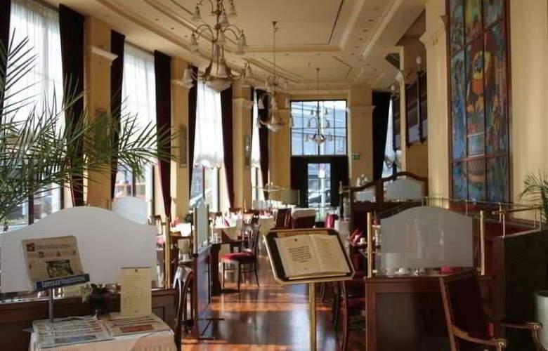 Victor Residenz Hotel Leipzig - Restaurant - 7