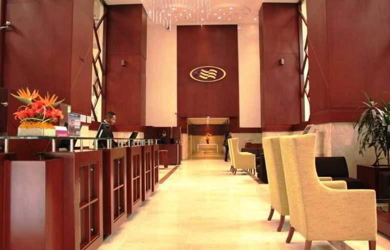Crowne Plaza Tequendama Suites - General - 4