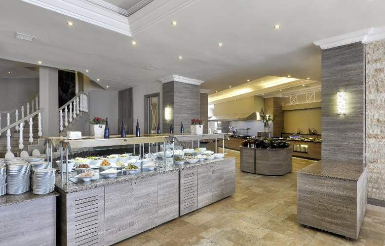 Alkoclar Adakule Hotel - Restaurant - 37