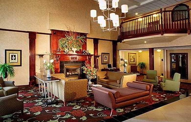 Hampton Inn & Suites Salt Lake City Airport - Hotel - 8