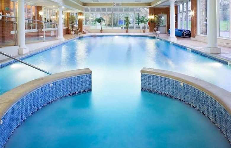 Dunkenhalgh Hotel & Spa Blackburn - Hotel - 64