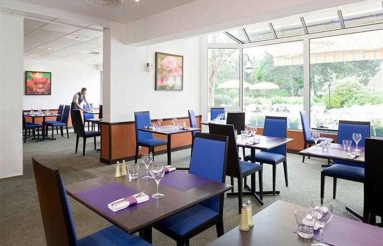Novotel Rennes Alma - Restaurant - 48