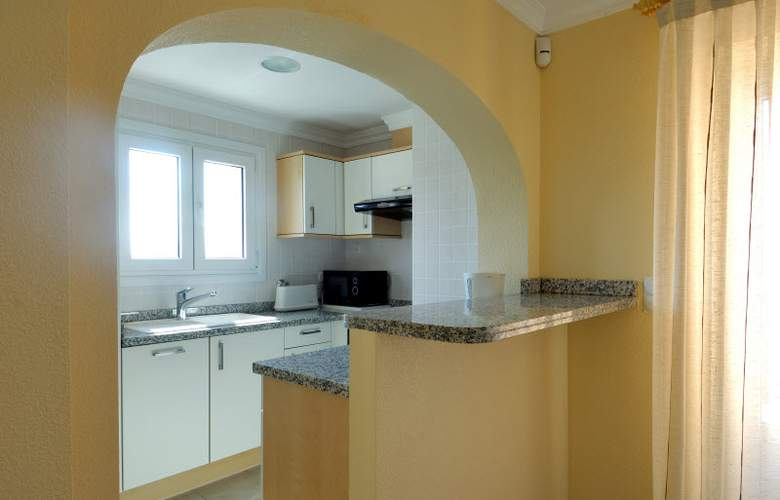 Apartamentos Oliva Nova Golf - Room - 12