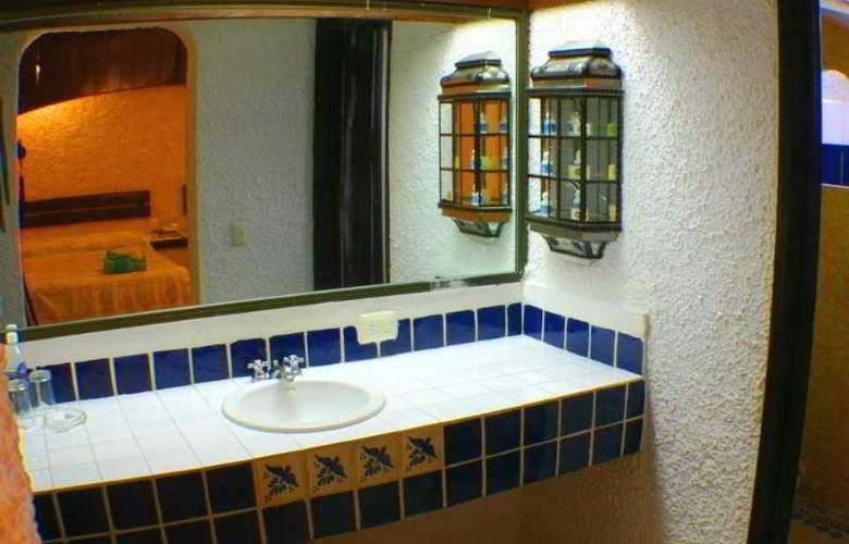 Hotel & Spa Xbalamque Cancún Centro - Room - 5