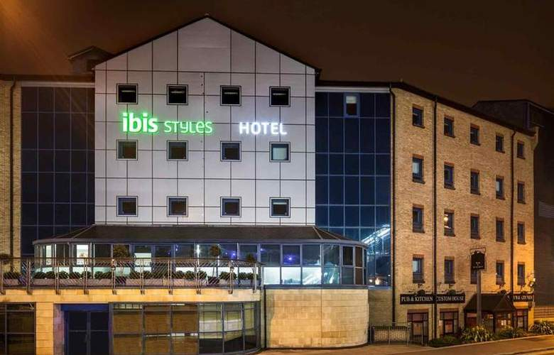 Ibis Styles London Excel Hotel - Hotel - 3