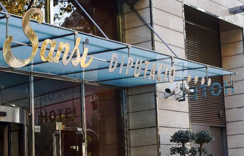 Sansi Diputació - Hotel - 1