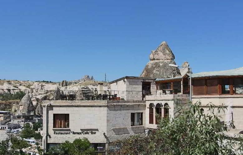 Anatolian Cave Hotel - Terrace - 14
