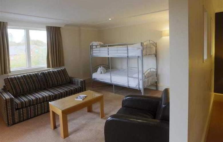 Best Western Stoke-On-Trent Moat House - Hotel - 34