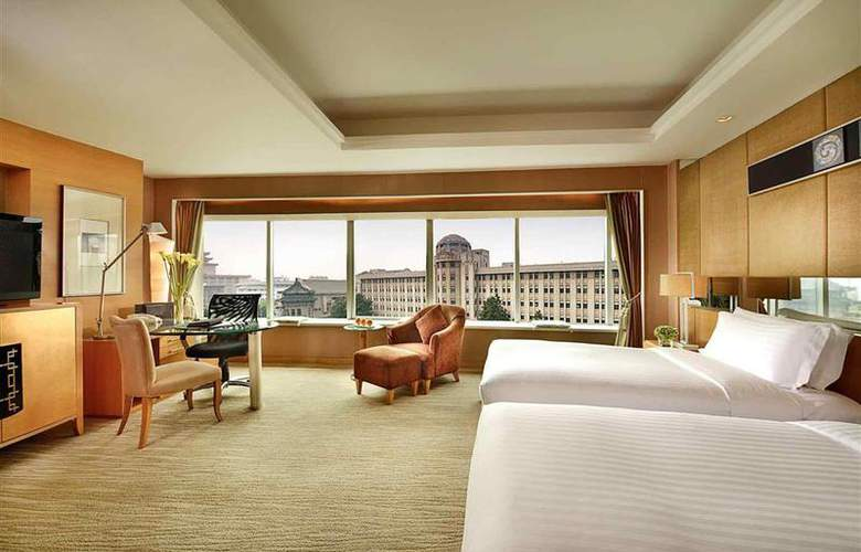 Sofitel Xian On Renmin Square - Room - 9