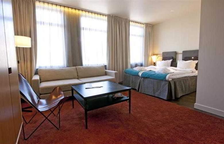 Best Western Plus Sthlm Bromma - Hotel - 40