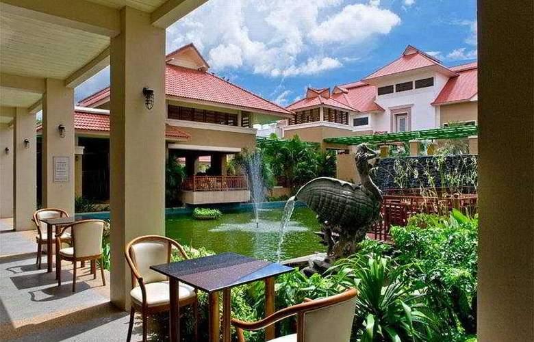 Eastern Grand Palace Chonburi - Restaurant - 8