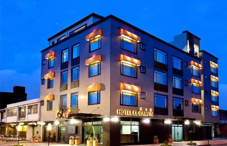 El Campin - Hotel - 1