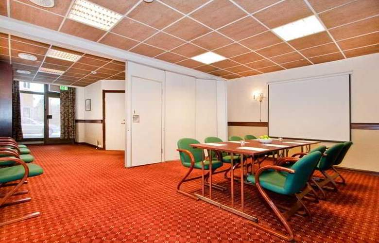 Best Western Chesterfield Hotel - Conference - 7