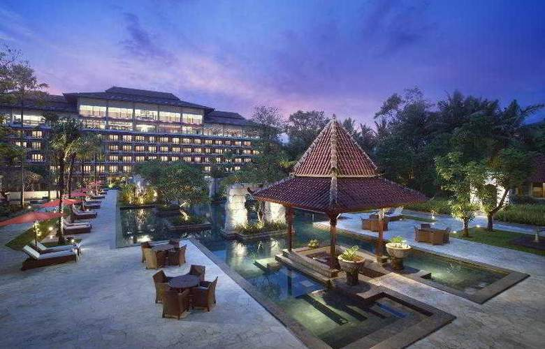 Sheraton Mustika Yogyakarta Resort and Spa - Hotel - 12