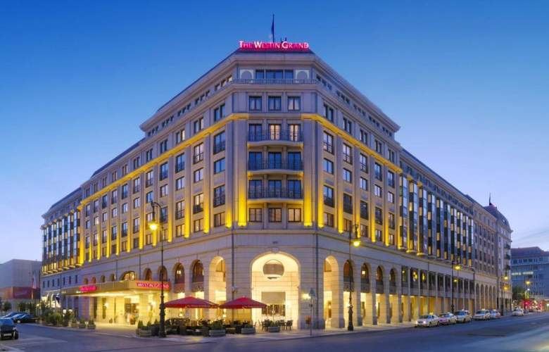 The Westin Grand Berlin - Hotel - 0