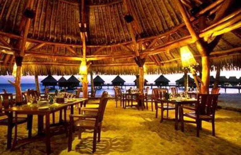 Conrad Bora Bora Nui - Restaurant - 9