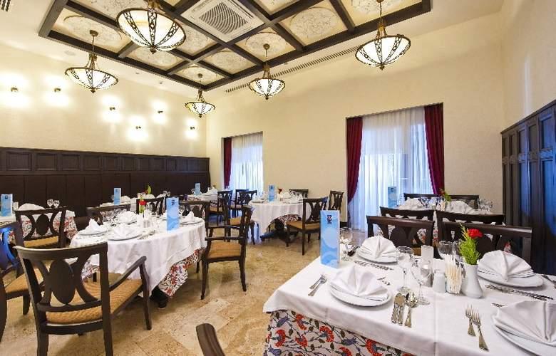 Melas Lara Hotel - Restaurant - 9