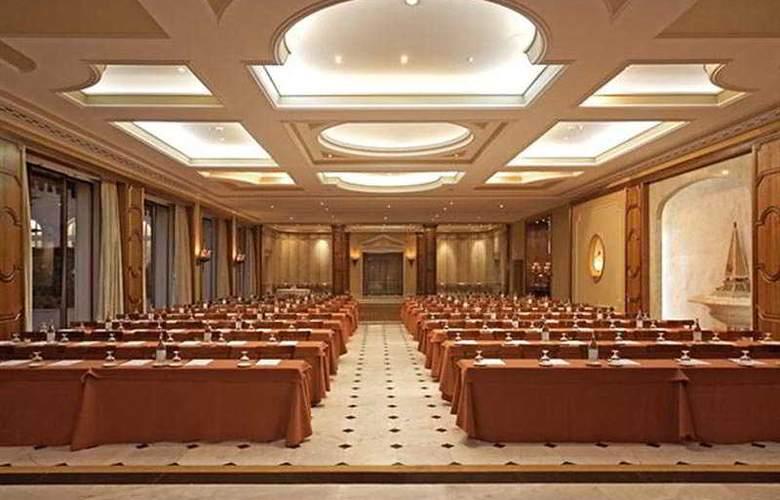 Palacio Estoril Hotel Golf & Spa - Conference - 9