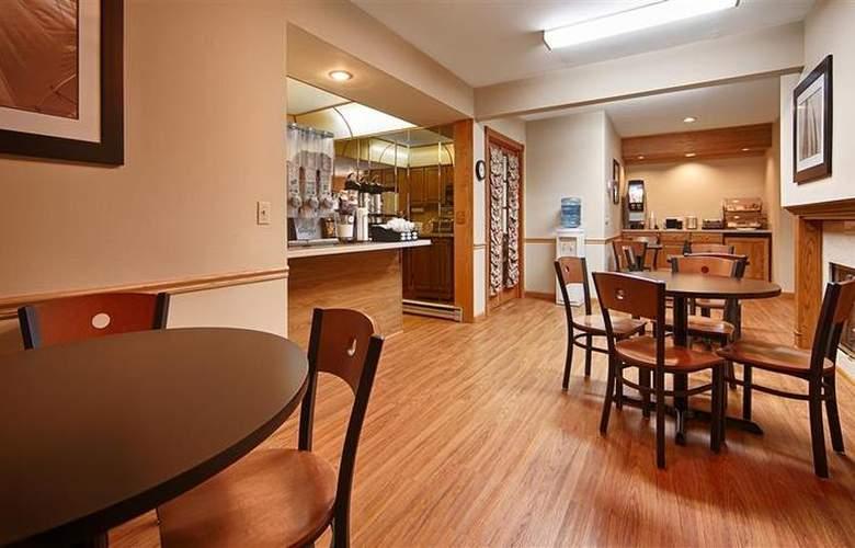 Best Western River Terrace - Restaurant - 34