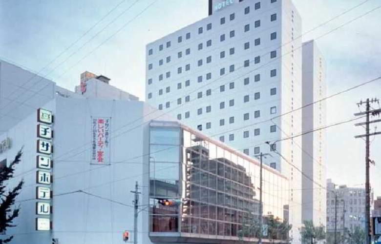 Chisun Hotel Shin-Osaka - Hotel - 1