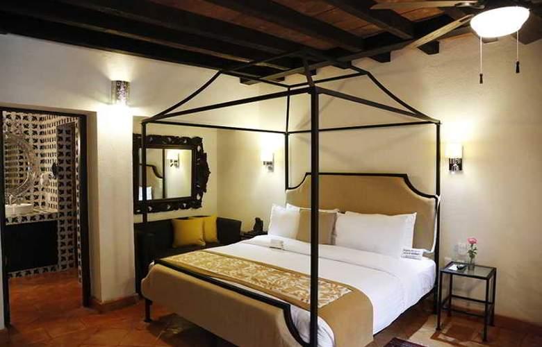 Hacienda el Santuario Centro - Room - 10