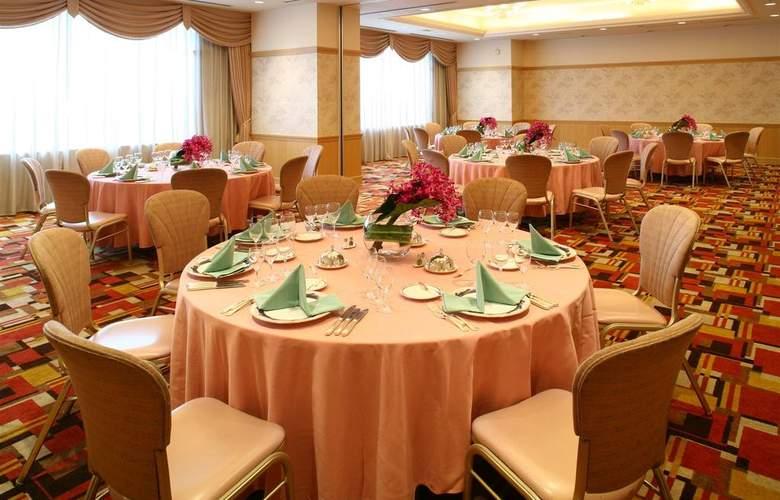 Hotel Metropolitan Nagano - Restaurant - 12