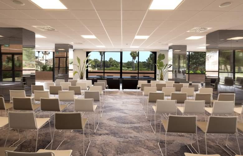 DoubleTree by Hilton Islantilla Beach Golf Resort - Conference - 6