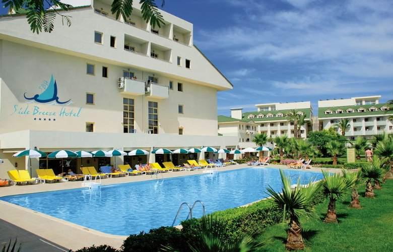SIDE BREEZE HOTEL - Pool - 2