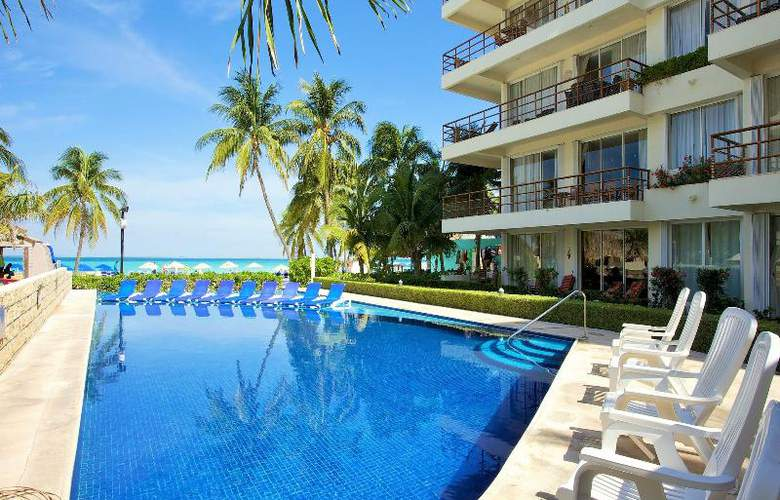 Ixchel Beach Hotel - Pool - 23