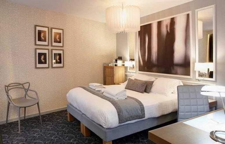 Best Western Hôtel Littéraire Premier Le Swann - Hotel - 22