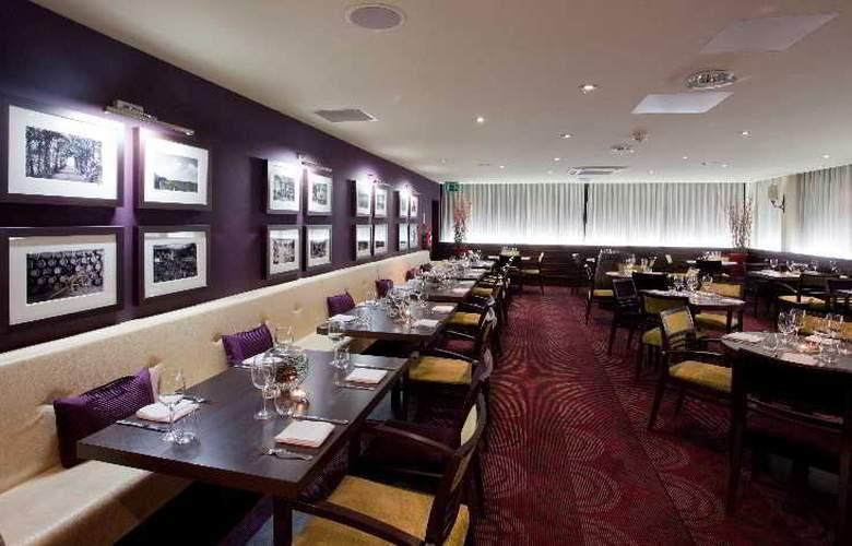 Hallmark Hotel Hull - Restaurant - 5