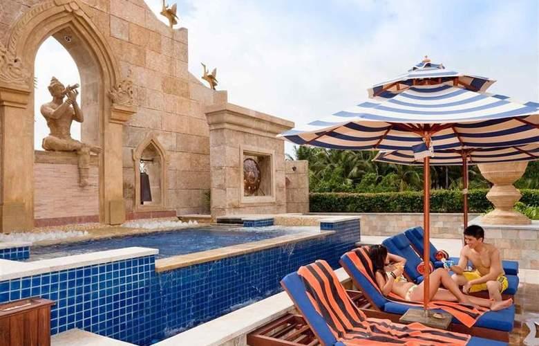 Pullman Yalong Bay Hotel & Resort - Hotel - 48