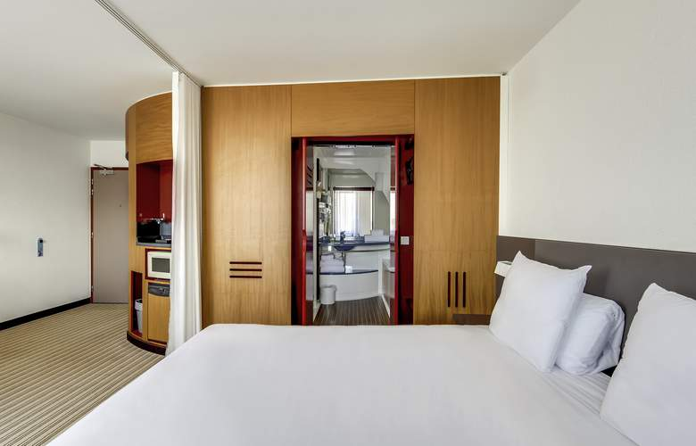 Novotel Suites Paris Nord 18ème - Room - 11