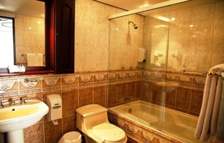 Aparta Suite Torre Poblado - Room - 12