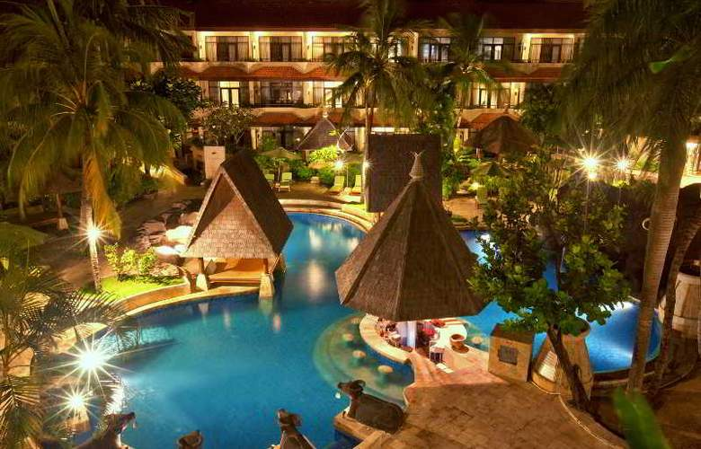 The Tanjung Benoa Beach Resort - Pool - 29