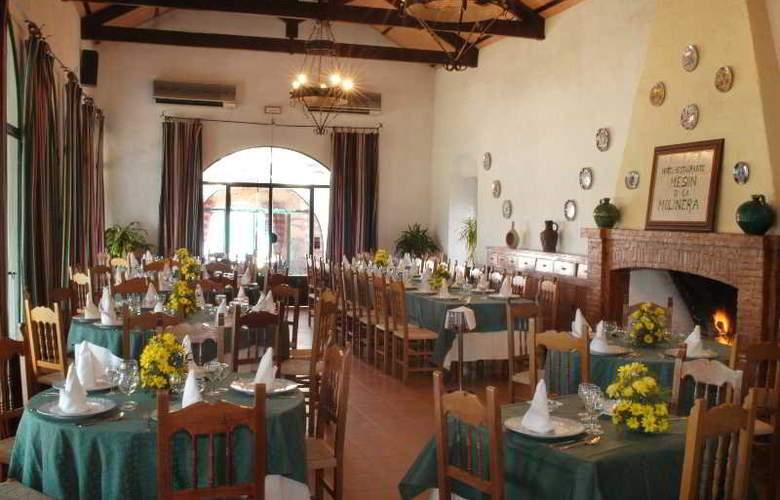 La Molinera Bungalows - Restaurant - 8