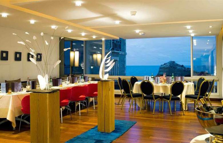 Sofitel Biarritz le Miramar Thalassa Sea & Spa - Restaurant - 62