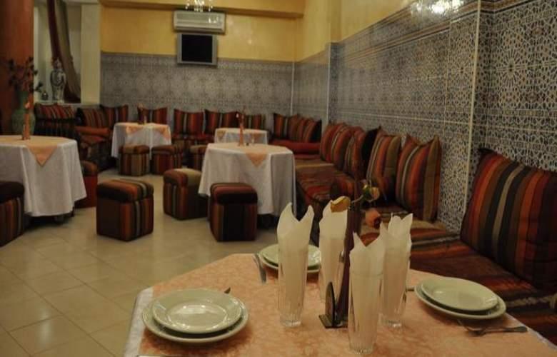 Mont Gueliz - Restaurant - 10