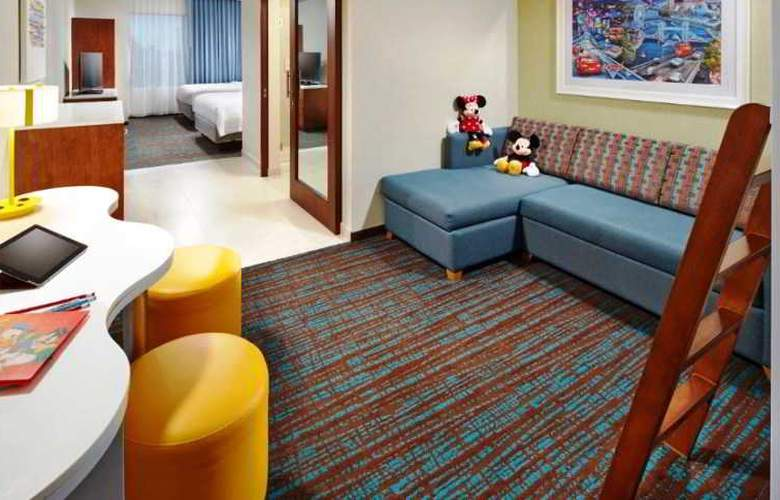 SpringHill Suites Anaheim Resort Convention Cntr - Room - 1