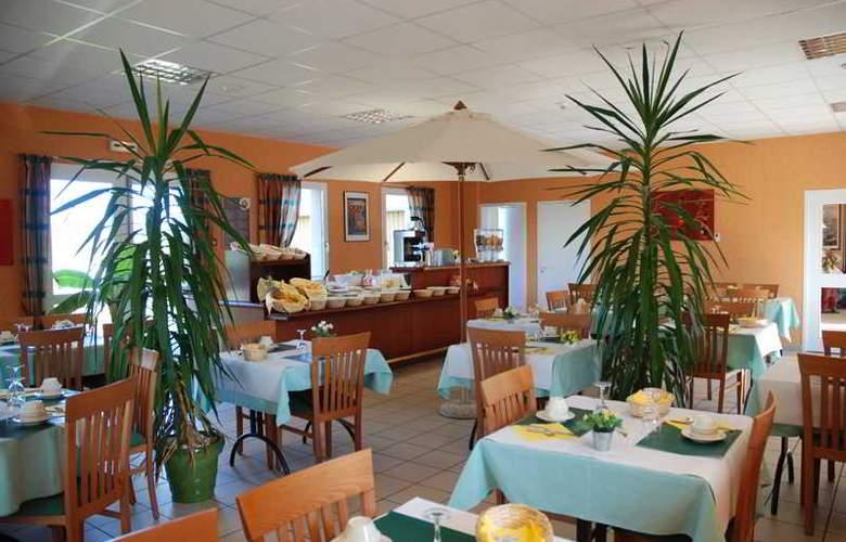 Inter Hotel Belem Saint-Malo - Restaurant - 11