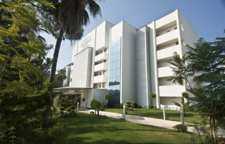 Yalihan - Hotel - 0