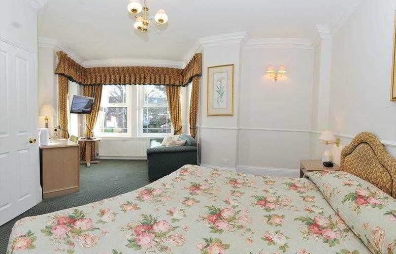 Best Western Montague Hotel - Hotel - 8