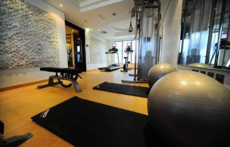 Al Hamra Hotel Sharjah - Sport - 10
