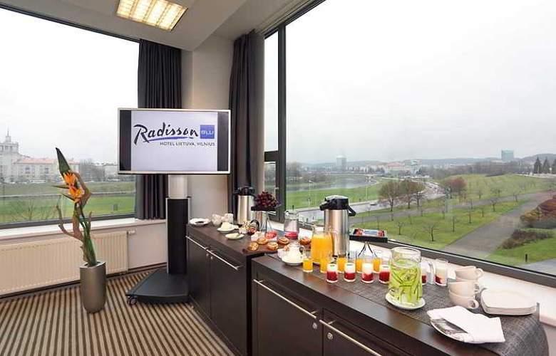 Radisson Blu Hotel Lietuva - Conference - 8