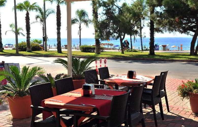 Kleopatra Ada Beach - Terrace - 11