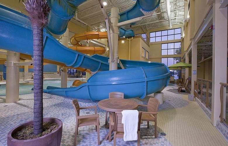 Best Western Port O'Call Hotel Calgary - Pool - 108