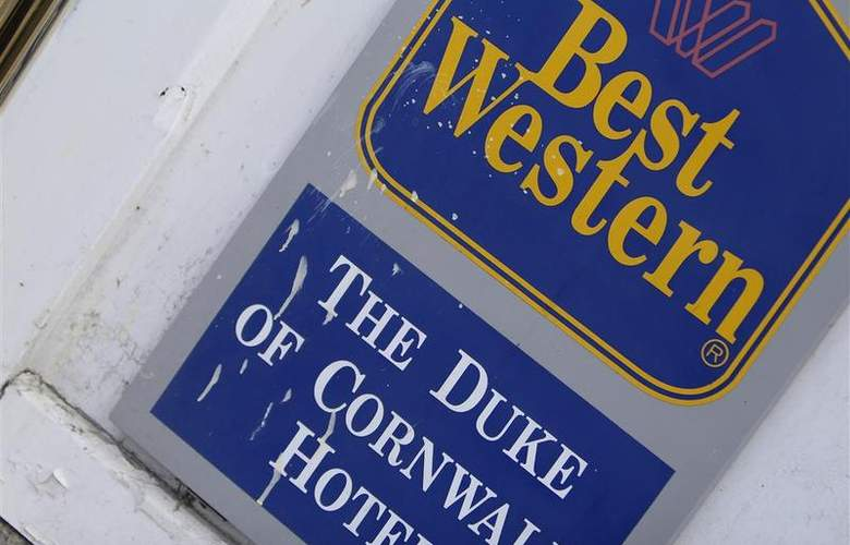 Best Western Duke Of Cornwall Hotel - Hotel - 61