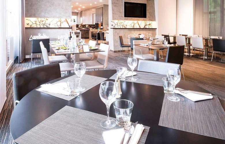 Novotel Lille Centre Grand Place - Restaurant - 8