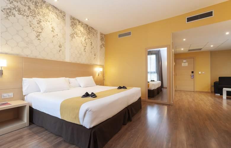 Gran Bilbao - Room - 21